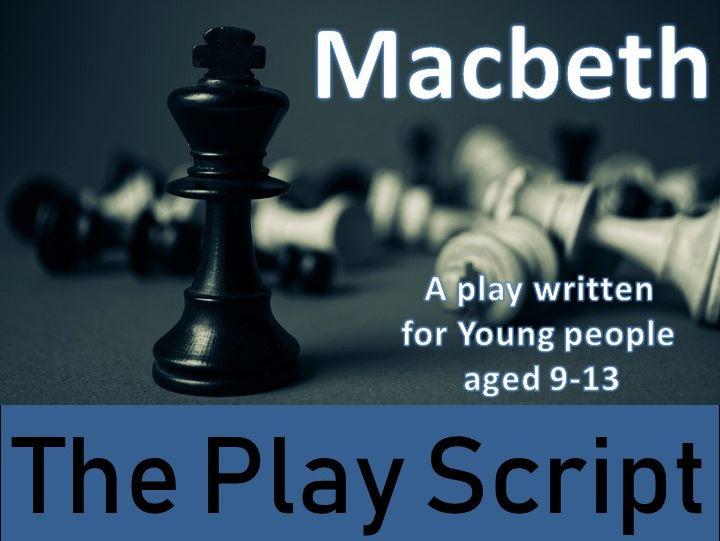 Macbeth Play Script
