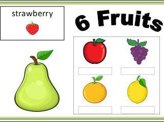 6 Fruity Activities