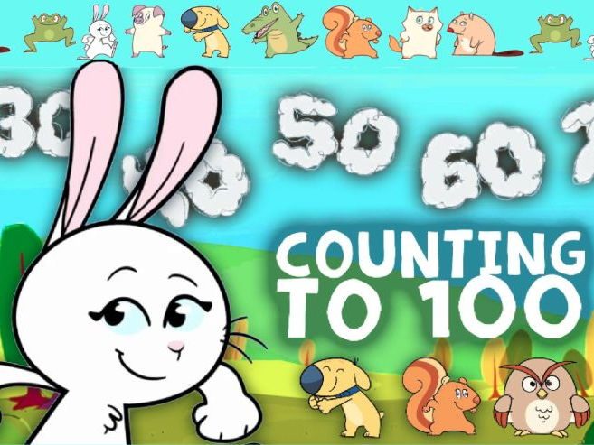 Counting to 100 Song: Reception/KS1 Maths Song