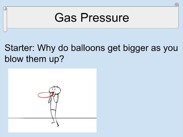 C1.7 Gas Pressure Activate 1 KS3