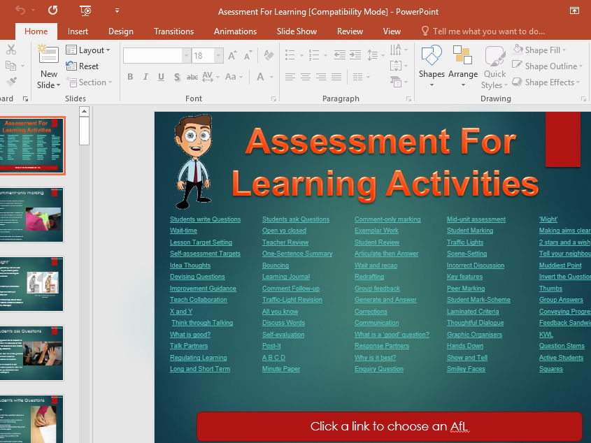 70 exciting Assessment for Learning activities