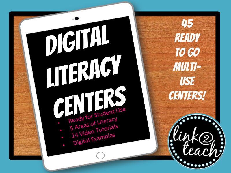 Digital Literacy Centers Packet #1