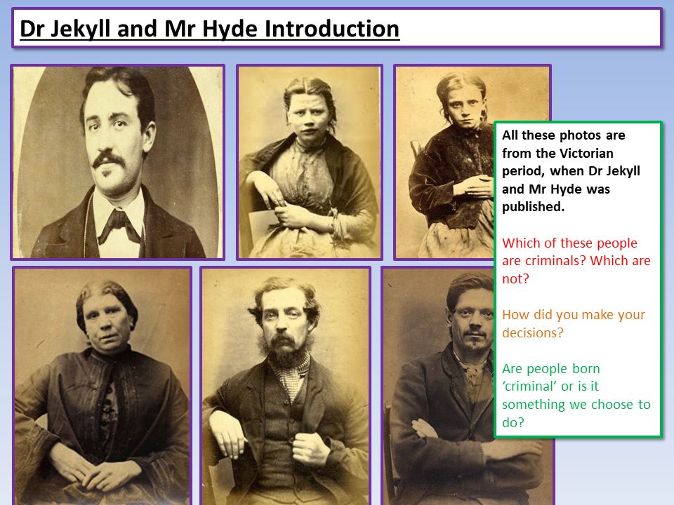 Jekyll and Hyde Introduction