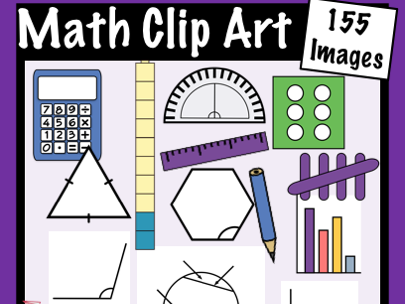 Maths Clip Art