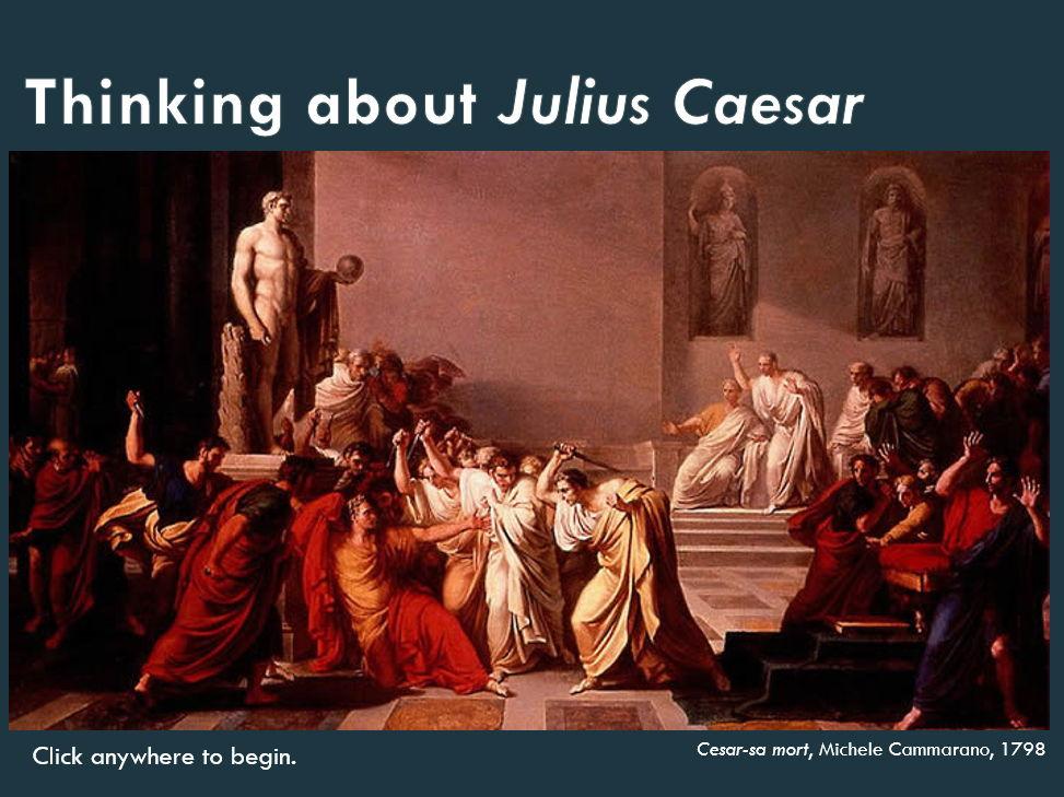 Julius Caesar PowerPoint Presentation