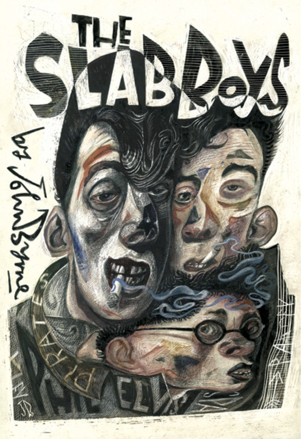 Slab Boys, Higher: Set Scottish Text Resources