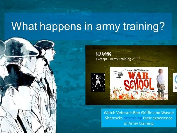 War School: how much do you know about Britain's armed forces?