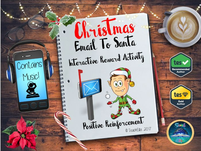 Christmas: Interactive Reward Activity