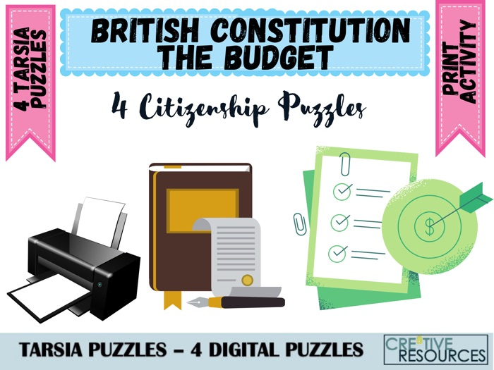 British Constitution and the Budget Puzzles