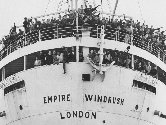 Empire Windrush. Caribbean Immigration to UK