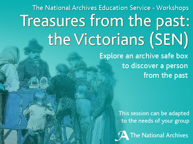 Treasures from the past: The Victorians (SEN)