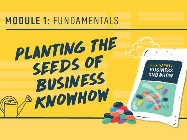 Fun-damentals – Planting the Seeds of Business Knowhow, Full Set