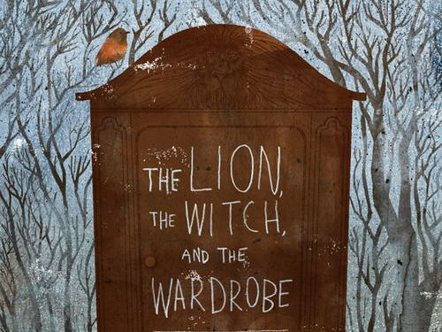 Newspaper writing frame (for The Lion, The Witch and The Wardrobe)