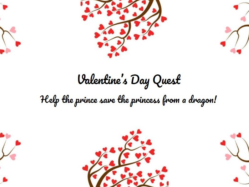 Valentine's Day Quest!