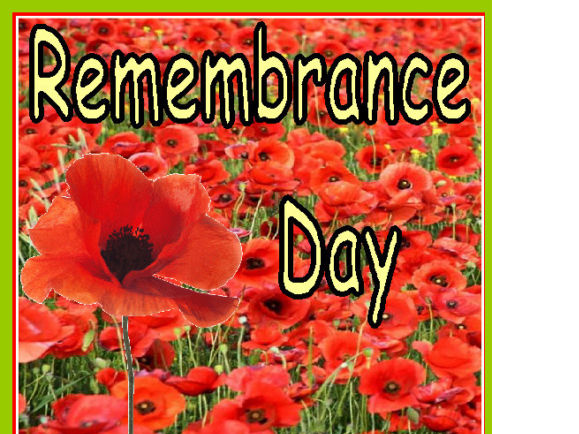 Remembrance Day Poppy Day Resources EYFS KS1