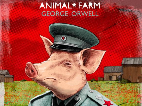 Animal Farm Lesson 1 - Creative Writing Intro
