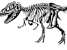 Measuring dinosaur bones. EYFS. Lesson starter. Estimating length. Measuring.  Longer. Shorter.