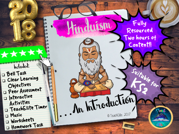 Hinduism : Hindusim , An Introduction KS2