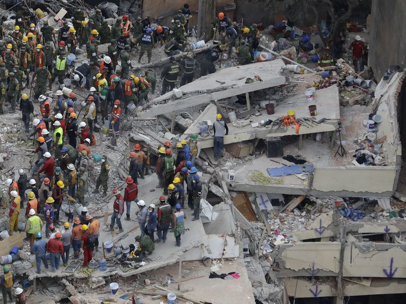 Earthquakes in the developing world -Geography GCSE 9-1 Edexcel B (Hazardous Earth)