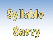 Literacy Booklet highlighting open and closed vowel sounds and Syllable Splitting