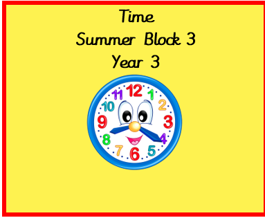 Time resources to support Summer Block 2, Year 3