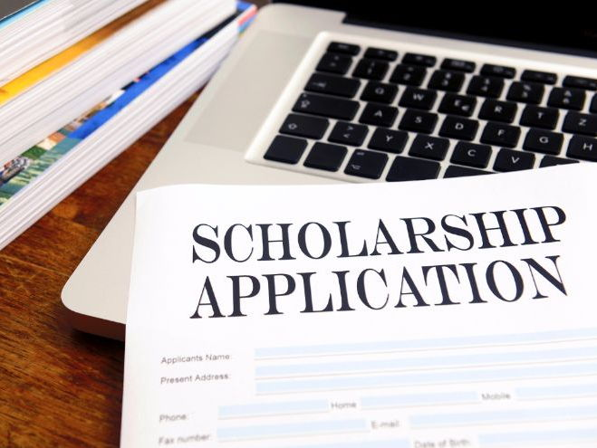 Information on how to find scholarships, grants and bursaries for university