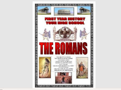 The Romans (Year 7/8)