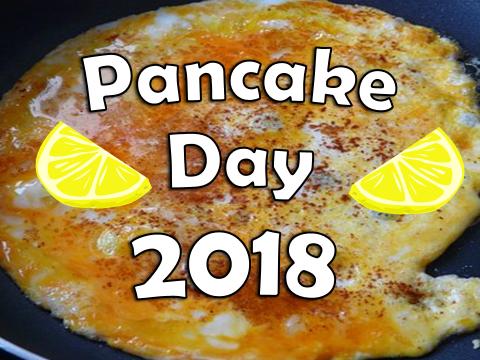Pancake Day 2018/ Shrove Tuesday Assembly / Lesson - Worksheet Quiz Activity Presentation