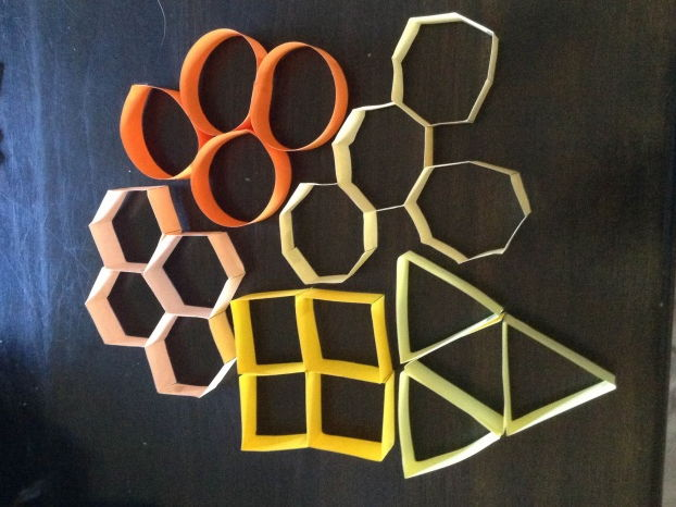 Honeycomb tessellating activity