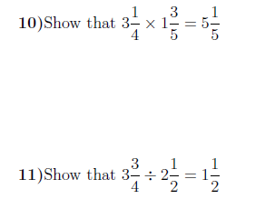 Mixed operations between fractions, mixed numbers and whole numbers worksheets