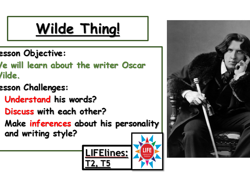 Oscar Wilde Famous Sayings and Context