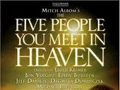 Five People You Meet in Heaven - SHORT ANSWER questions for movie