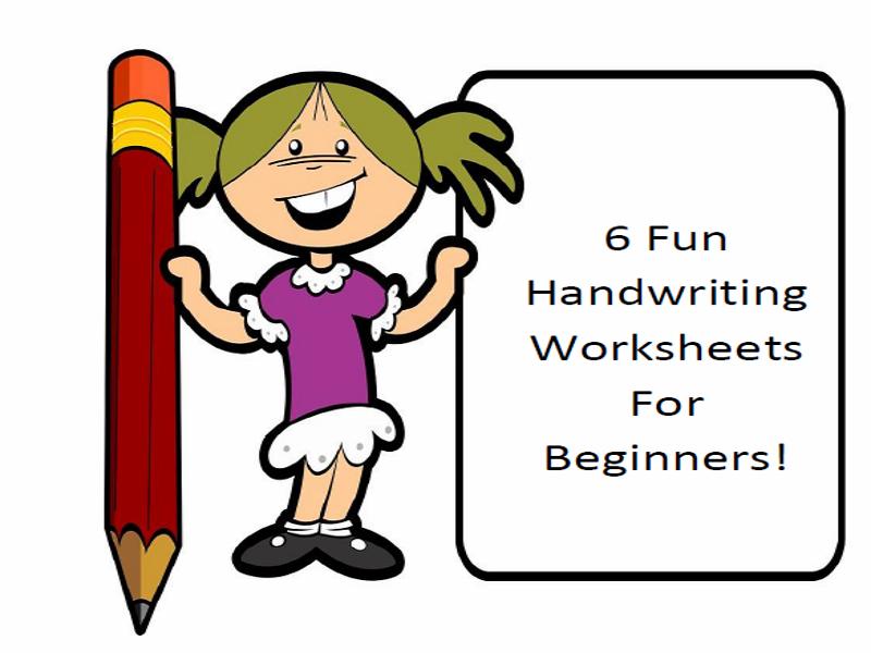 Early Handwriting Practice