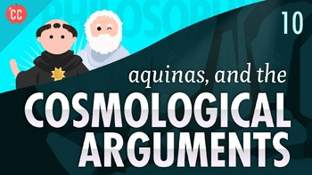 Crash Course Philosophy # 10 Aquinas and the Cosmological Arguments Q & A Key