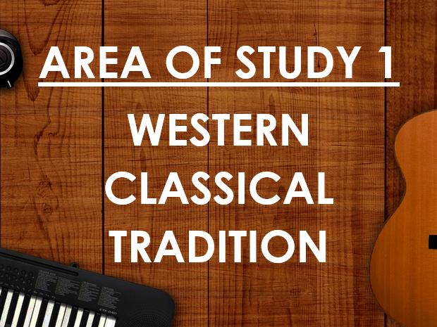 AQA GCSE Music Workbooks: Area of Study 1