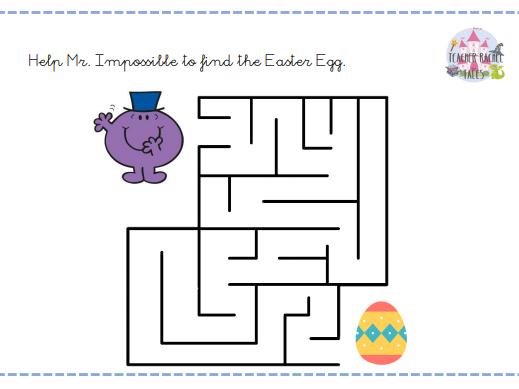 Mr. Impossible's Maze