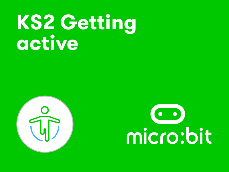 KS2 Getting active with the micro:bit