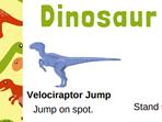 Simon Says - Dinosaur Edition