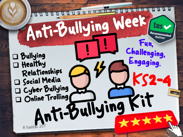 Anti-Bullying: Anti-Bullying Week