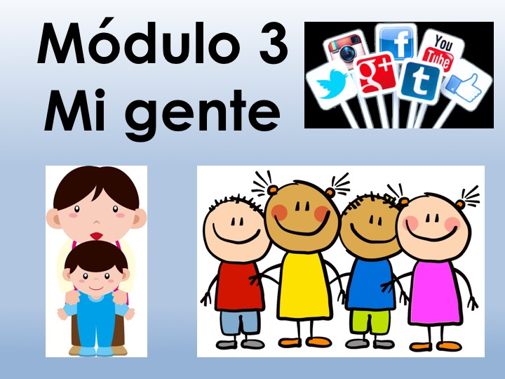 Viva GCSE Higher - Módulo 3 Mi gente - Whole unit