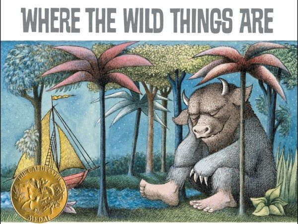 Where The Wild Things Are Talk For Writing Pictures