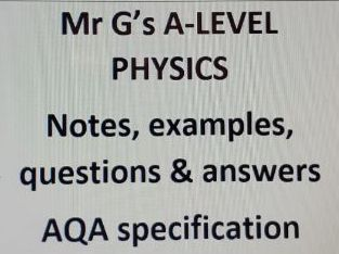 3.5.1.1 Basics of electricity-AQA