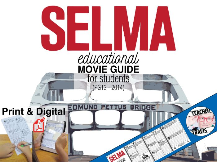 Selma Movie Viewing Guide