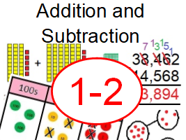 Year 1 & 2 - Autumn – Addition and Subtraction - White Rose Inspired - Home/School Learning