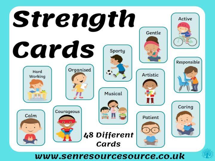Strength Cards