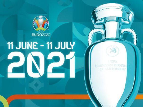 Football  Euro 2020 Workbook