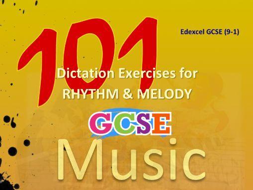 DICTATION - RHYTHM & MELODY - 101 LISTENING QUESTIONS!