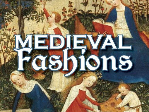 Medieval Fashions Resource Bundle