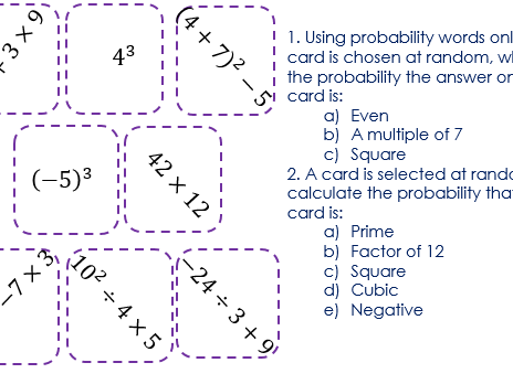 Crossover with Probability and Number