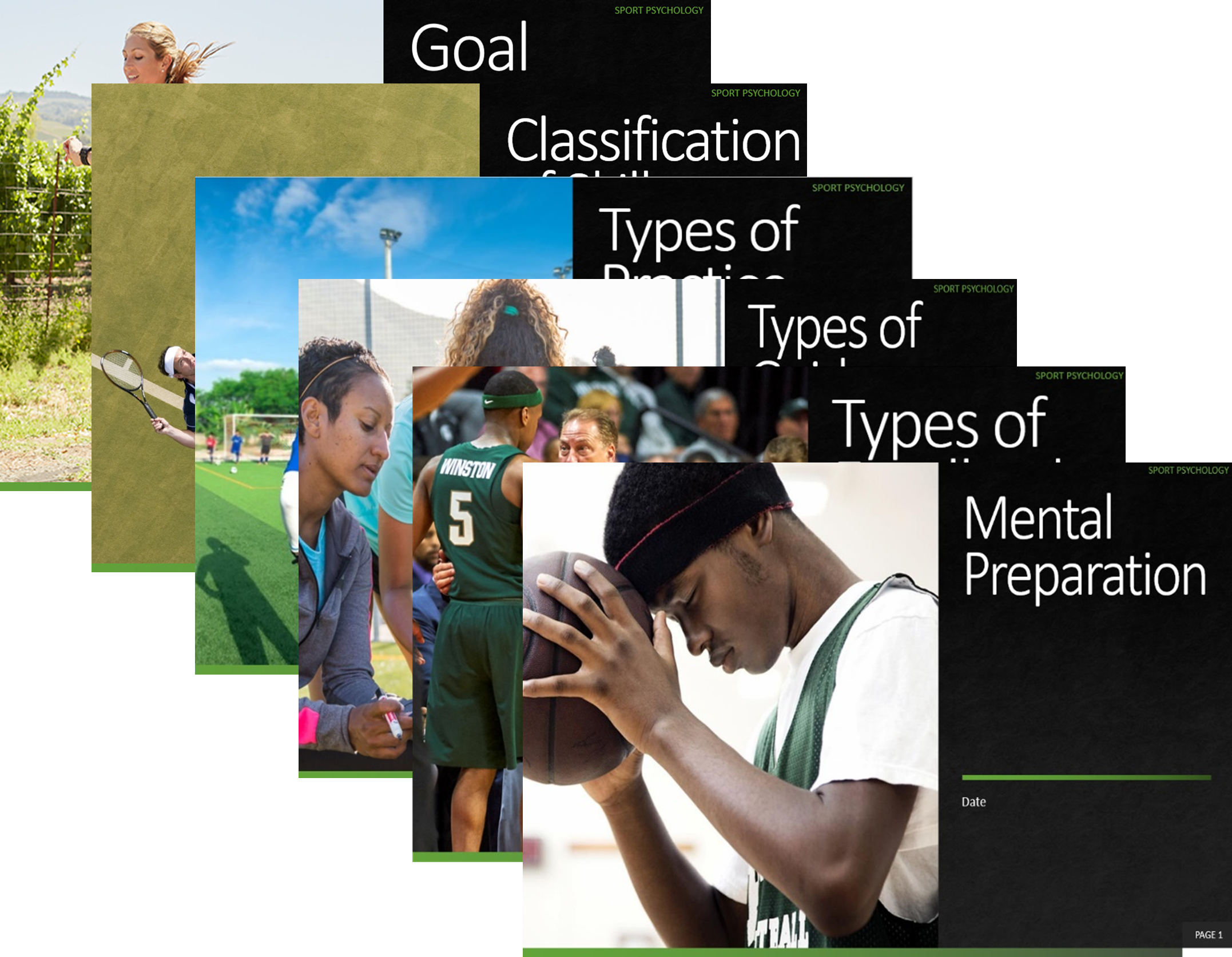 Sport Psychology SOW (Edexcel GCSE PE)